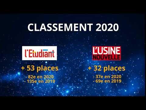 Classement IPSA 2020
