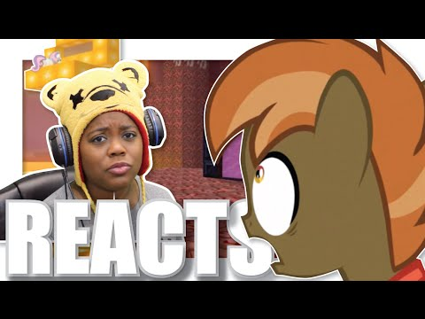 Don't Mine At Night | My Little Pony Parody Reaction | AyChristene Reacts