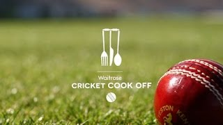 Waitrose Cricket Cook Off