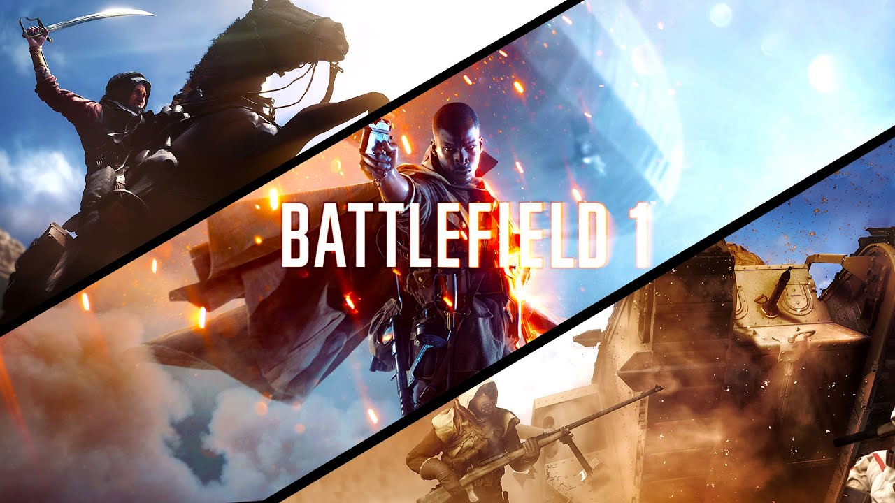 [Official] Battlefield 1 Indonesia - WORLD WAR 1