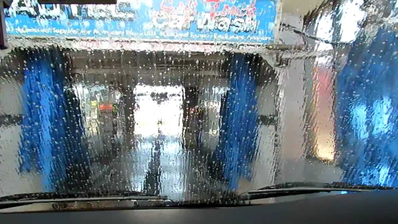 How Much To Paint A Car >> Car Wash Autec Car Wash - YouTube