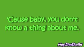 Kelly Clarkson - Mr. Know it All (Country Version) - Lyrics