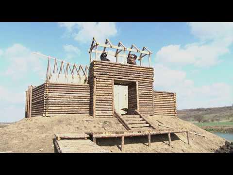 Строительство Крепости в Крымском районе