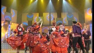 """Балет """"Кострома"""": """"Скань"""", """"Потешная"""", """"Плясовая в валенках"""" (2004) танцевальные номера"""