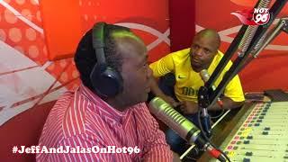 Jalango as an IEBC commissioner