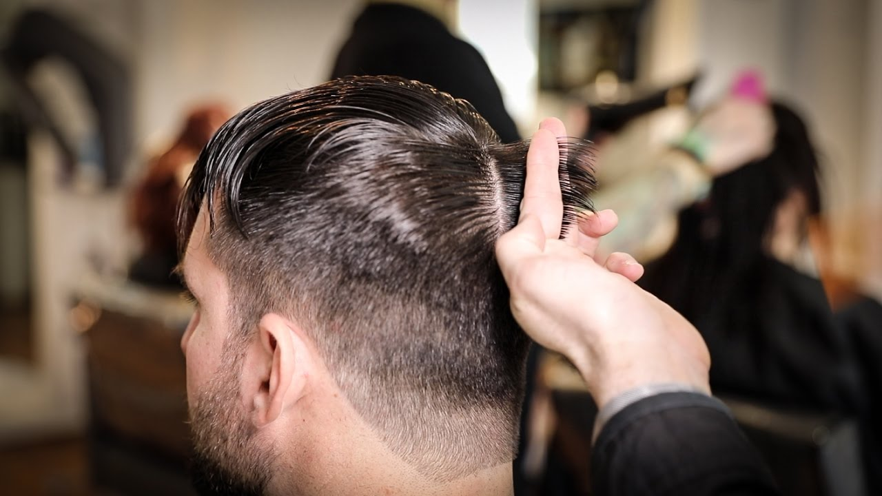 How To Cut A Cowlick + Mens Cutting Basics | MATT BECK VLOG 102
