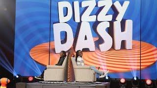 Hadizah and Azeezat Get Dizzy!