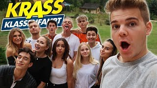 Die NEUE Krass Klassenfahrt Klasse (Vlog)