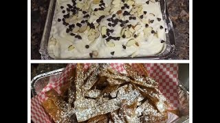 How To Make Cannoli Dip With Cannoli Shell Chips Recipe