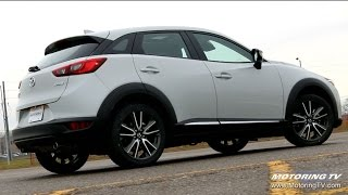 Test Drive: 2016 Mazda CX-3