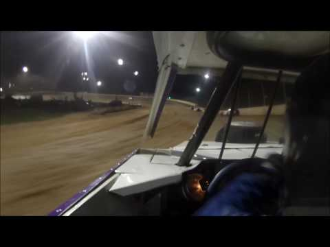 Lawrenceburg Speedway Modified Feature 6 10 17