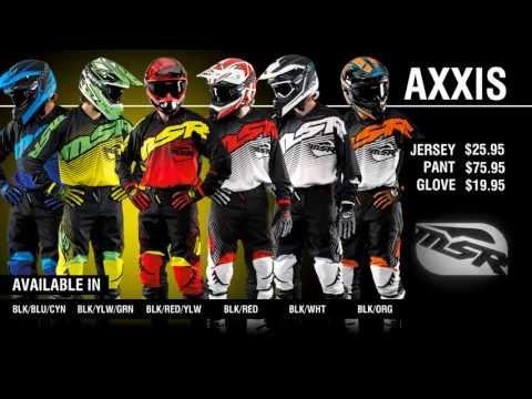 2014 MSR Axxis Gear