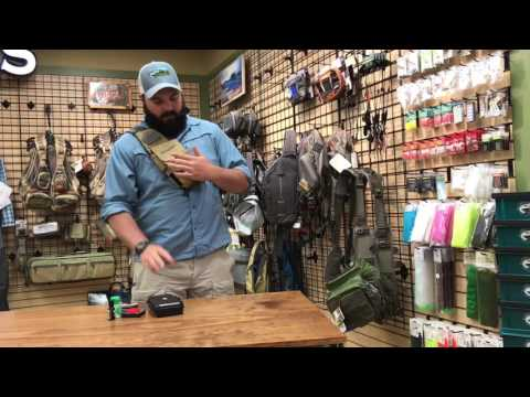 Alpharetta Outfitters Patagonia Fly Fishing Vest Front Sling Review