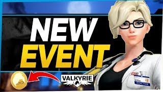 Overwatch NEW Mercy Event plus New Legendary Skin and Story