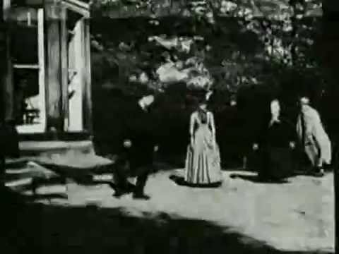 Roundhay Garden Scene (1888) - The Oldest Surviving Film in Existence