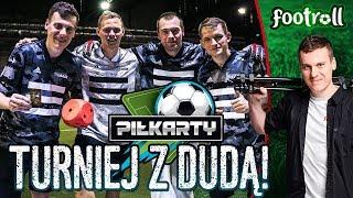 Ondrej DUDA vs Footroll vs Lis & Gabor | TURNIEJ 1 na 1 Piłkarty