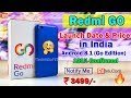 Redmi Go Launch Date & Price In India100% Confirmed | Review Of Specifications Features in Hindi