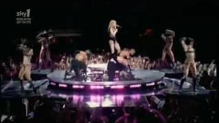 Madonna - Vogue [4 Minutes Remix] Live S&S Tour DVD (Sky1 Broadcast)
