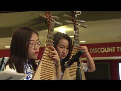 Chinese Folk Music Orchestra - Taste of OSU 2018