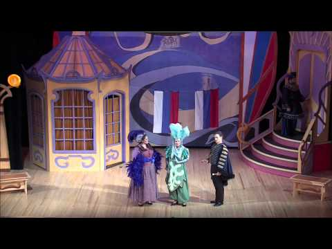 The Merry Widow Opera Act 2