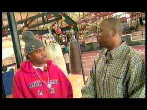 nas interview in 1999 youtube