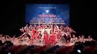 We are the World - THCS Trưng Vương