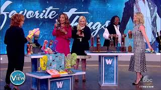whoopi goldbergs favorite things the view
