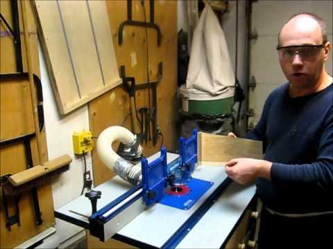 Comment faire un tiroir partie 1 youtube - Fabriquer un tiroir coulissant ...