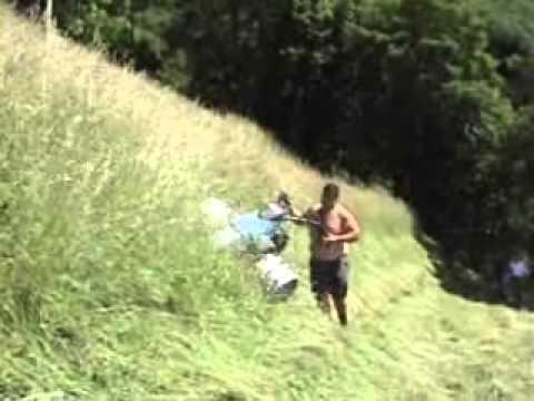 Taglio erba alta in doovi for Bcs 602 con piatto taglia trincia erba