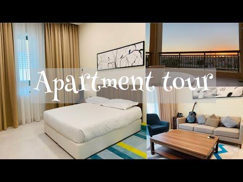Apartment tour   Jeddah Saudi Arabia 