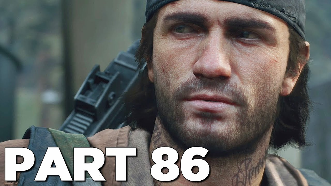 FINISHING THE MARAUDER CAMP STORYLINE in DAYS GONE Walkthrough Gameplay Part 86 (PS4 Pro)