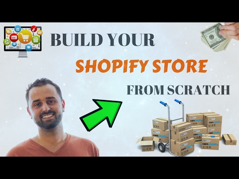 How To Sell Clothing On Your Own Shopify Website ( Free 5 Week Course )