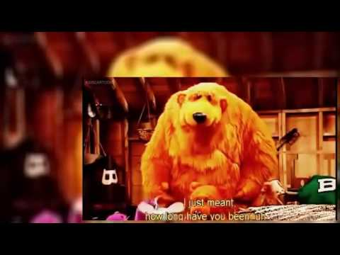 Bear in the Big Blue House Bats are People Too