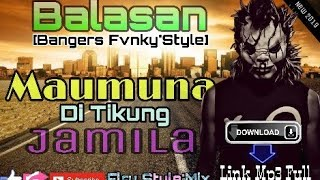 DJ Aisyah Dan Jamila || Balasan Maimuna Di Tikung Jamila || Remix Terbaru 2019