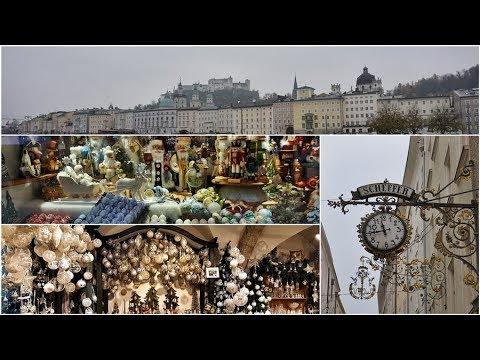 VLOG | Salzburg, Austria.Ce sa faci Intr-un weekend!