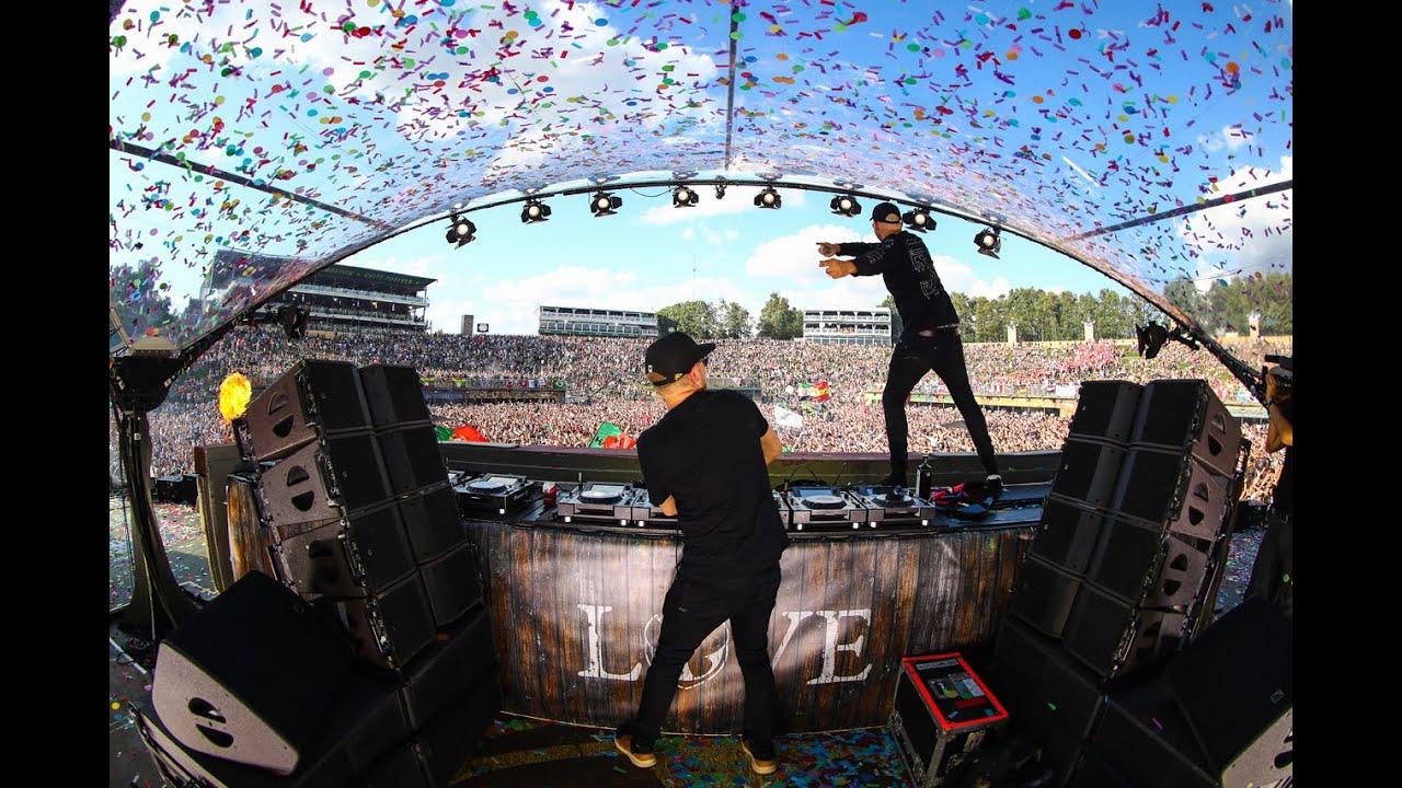 Download Da Tweekaz | Tomorrowland Belgium 2019 - W1
