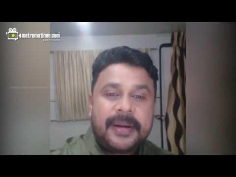 Dileep Faebook Live with metromatinee.com - Happy Onam to All