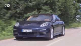 Тест-драйв: Porsche Panamera 4S Executive(Porsche Panamera. В этой модели прекрасно уживаются спортивный дух и роскошь представительского автомобиля. Всего..., 2013-08-06T09:38:57.000Z)
