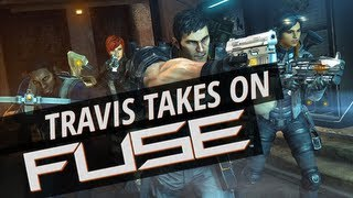 Fuse Review ★ Gameplay First Impressions and Splitscreen Gameplay (PS3, Xbox 360)