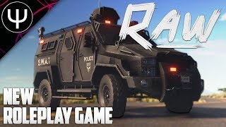 RAW — The DREAM Roleplay Game First Look & Kickstarter Launch!