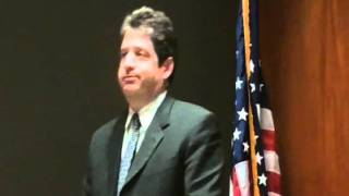 Newland & Newland, LLP Video - Bar Association Guest Lecturer Part 1