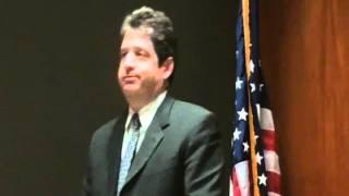 Newland & Newland, LLP Video - Bar Association Guest Lecturer Part 1