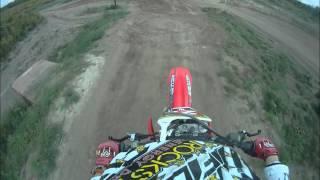 Skylar McBurnett - ADVMX Featured Rider