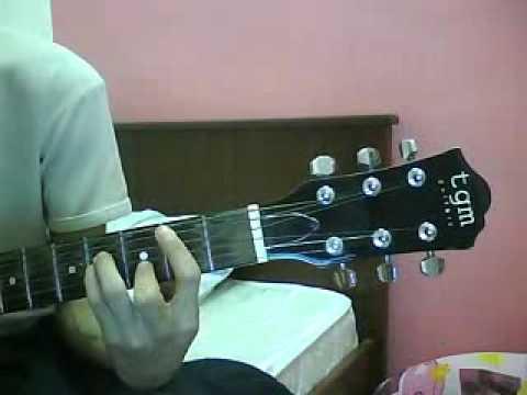 Sudah Cukup Sudah Cover Guitar