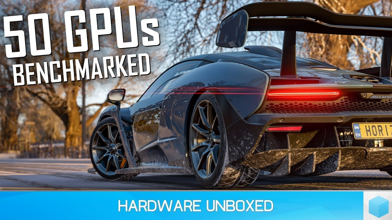 Forza Horizon 4 Benchmark, Vega Makes A Charge, Turing Under-delivers