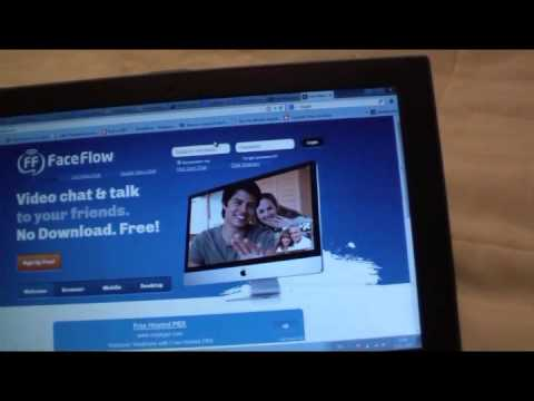 Faceflow On Blackberry Playbook Free Video Chat Like Skype