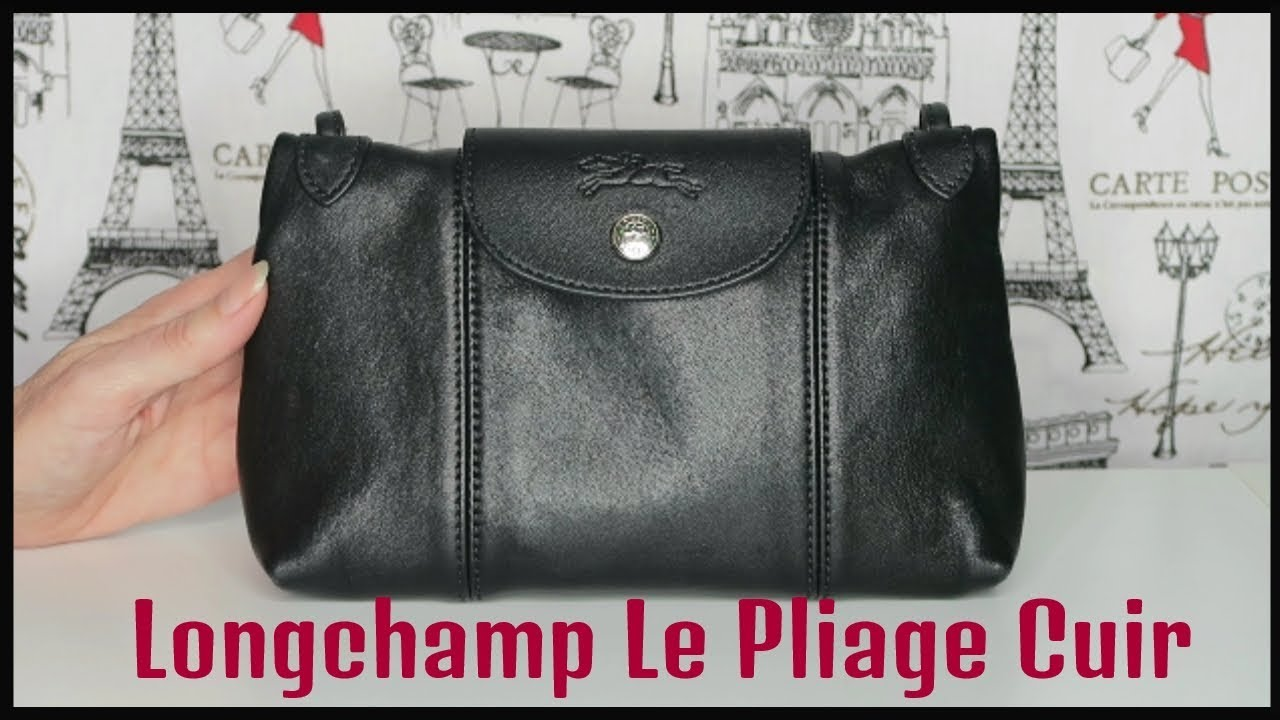 Longchamp Le Pliage Cuir Review  bc57f546f3adf