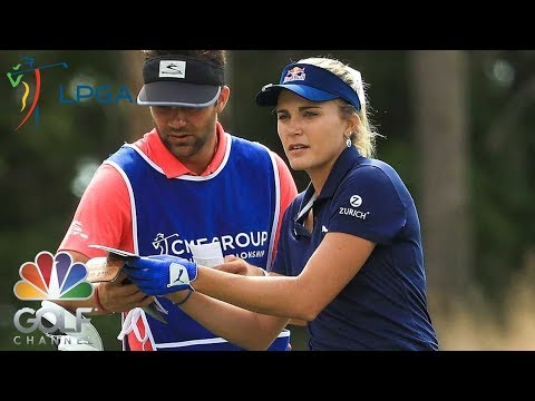 [LPGA] CME Group Tour Championship R4 - Golf Channel France