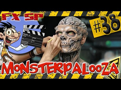 Ep 38 : Monsterpalooza