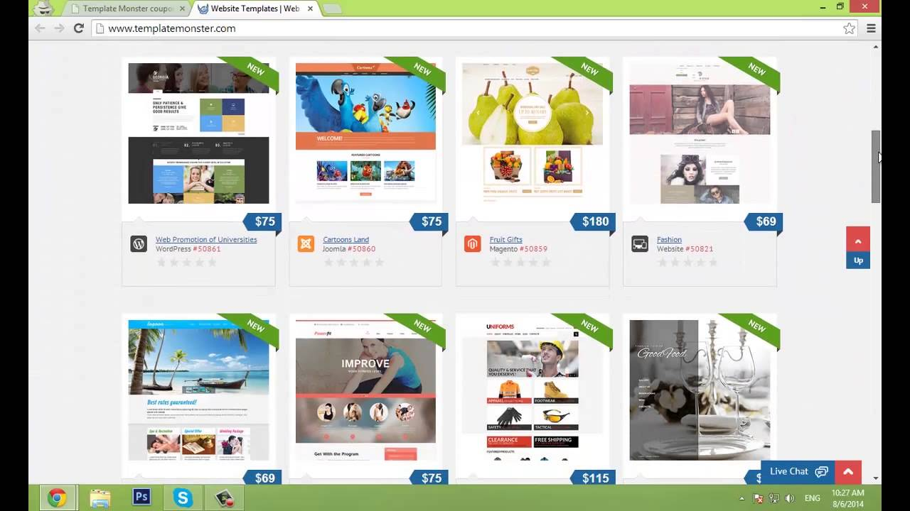 template monster promo code how use to coupon youtube